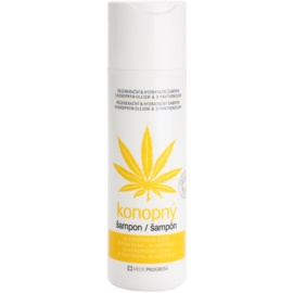 MEDICPROGRESS Cannabis Care konopný šampon  200 ml