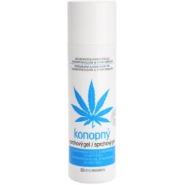 MEDICPROGRESS Cannabis Care gel de dus cu canepa  200 ml
