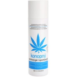 MEDICPROGRESS Cannabis Care konopný sprchový gel  200 ml