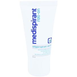 Medispirant Antiperspirant roll-on pro dlouhodobou redukci pocení bez parfemace  50 ml
