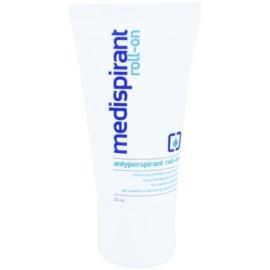 Medispirant Antiperspirant golyós dezodor roll - on a hosszú távú izzadás redukálására parfümmentes  50 ml