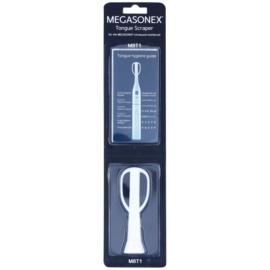 Megasonex M8T1 náhradní škrabka na jazyk pro ultrasonický zubní kartáček  1 ks