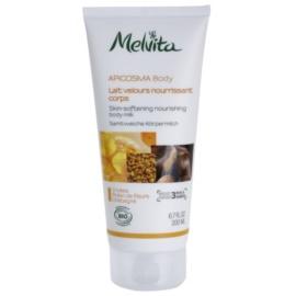 Melvita Apicosma vyživující tělové mléko  200 ml