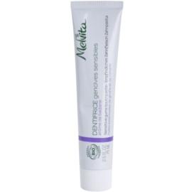 Melvita Dental Care fogkrém az érzékeny ínyre  75 ml