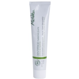 Melvita Dental Care dentífrico para hálito fresco  75 ml