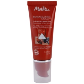 Melvita Bio-Excellence Naturalift crema de zi pentru intinerirea pielii  40 ml