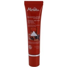Melvita Bio-Excellence Naturalift Rejuvenating Eye Cream With Smoothing Effect (Smoothing Care) 15 ml