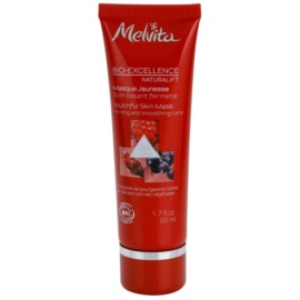 Melvita Bio-Excellence Naturalift masca pentru intinerirea pielii  50 ml