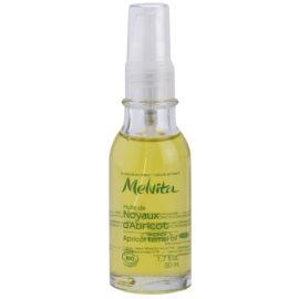 Melvita Huiles de Beauté Noyaux d'Abricot stärkendes, aufhellendes Öl Für Gesicht und Körper  50 ml