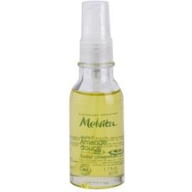 Melvita Huiles de Beauté Amande Douce zjemňujúci hydratačný olej na tvár a telo  50 ml