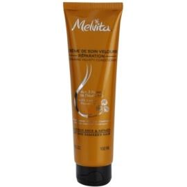 Melvita Hair regenerační kondicionér pro suché a poškozené vlasy  150 ml
