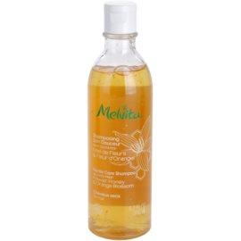 Melvita Hair jemný šampon pro suché vlasy  200 ml