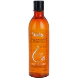 Melvita Hair regeneráló sampon száraz és sérült hajra  200 ml