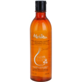 Melvita Hair regeneracijski šampon za suhe in poškodovane lase  200 ml