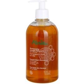 Melvita Hair vlasový šampon s esenciálními oleji  500 ml