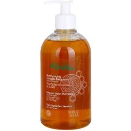 Melvita Hair champú para cabello con aceites esenciales  500 ml