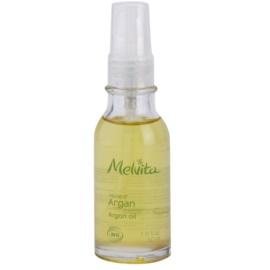 Melvita Huiles de Beauté Argan tápláló revitalizáló olaj arcra és testre  50 ml