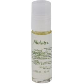 Melvita Huiles de Beauté Argan 100% arganový olej pro suchá místa obličeje a rtů  10 ml