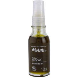 Melvita Huiles de Beauté Avocat óleo suavizante da pele e contorno do olhos  50 ml