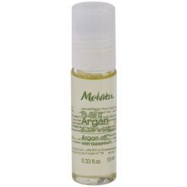 Melvita Huiles de Beauté Géranium arganový olej na ruky, nechty a nechtovú kožičku  10 ml