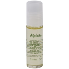 Melvita Huiles de Beauté Géranium Arganöl für Hände, Nägel und Nagelhaut  10 ml