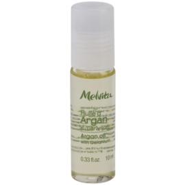 Melvita Huiles de Beauté Géranium arganový olej na ruce, nehty a nehtovou kůžičku  10 ml