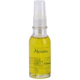 Melvita Huiles de Beauté Jojoba hydratační regenerační olej na obličej a tělo  50 ml
