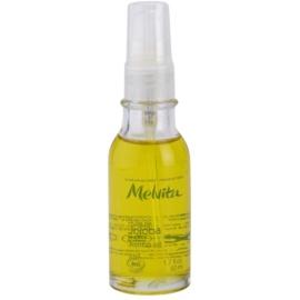Melvita Huiles de Beauté Jojoba feuchtigkeitsspendendes, regenerierendes Öl Für Gesicht und Körper  50 ml