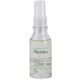 Melvita Huiles de Beauté Ricin зміцнююча олійка для нігтів та вій  50 мл