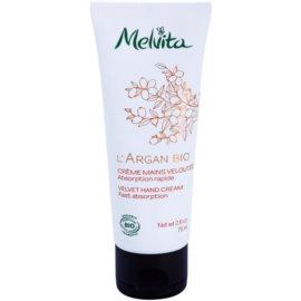 Melvita L'Argan Bio gyengéd kézkrém  75 ml