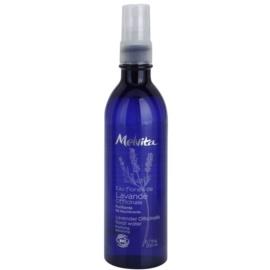 Melvita Eaux Florales Lavende Officinale Reinigungswasser zur Erneuerung des Gleichgewichts der Haut im Spray  200 ml