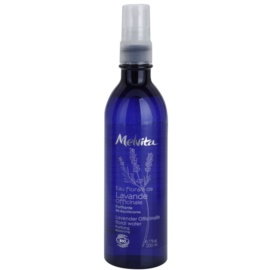 Melvita Eaux Florales Lavende Officinale čisticí voda pro obnovení rovnováhy pleti ve spreji  200 ml