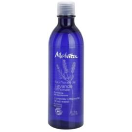 Melvita Eaux Florales Lavende Officinale čisticí voda pro obnovení rovnováhy pleti  200 ml