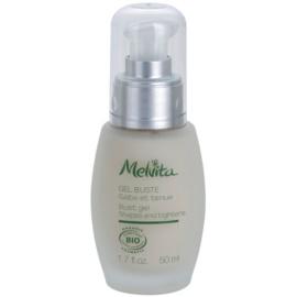Melvita Les Essentiels zpevňující krémový gel na dekolt a poprsí  50 ml