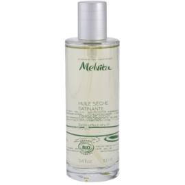 Melvita Les Essentiels suchý olej pro jemnou a hladkou pokožku  100 ml