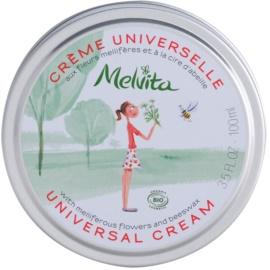 Melvita Les Essentiels Universalcreme Für Gesicht und Körper  100 ml