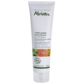 Melvita Les Essentiels regenerierende Creme für erschöpfte Füße  150 ml