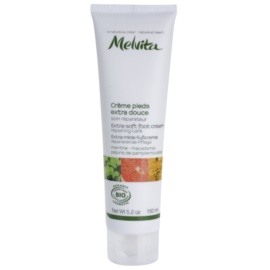 Melvita Les Essentiels regenerační krém na unavené nohy  150 ml