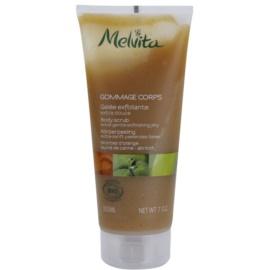 Melvita Les Essentiels gel exfoliant foarte bland  200 ml