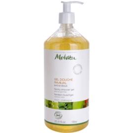 Melvita Les Essentiels extra jemný sprchový gel pro celou rodinu  1000 ml