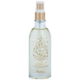 Melvita L'Or Bio aceite seco suave para cara, cuerpo y cabello  100 ml