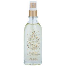 Melvita L'Or Bio jemný suchý olej na obličej, tělo a vlasy  100 ml