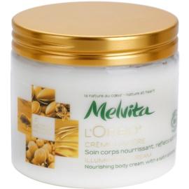 Melvita L'Or Bio élénkítő krém testre  175 ml