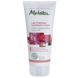 Melvita Nectar de Roses Refreshing Body Lotion With Moisturizing Effect  200 ml