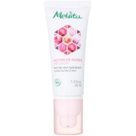 Melvita Nectar de Roses feuchtigkeitsspendende Tagescreme für normale Haut  40 ml