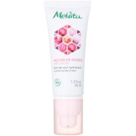 Melvita Nectar de Roses crema de día hidratante para pieles normales  40 ml