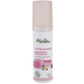 Melvita Nectar de Roses Gesichtsgel mit feuchtigkeitsspendender Wirkung  40 ml