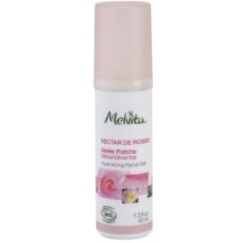 Melvita Nectar de Roses гел за лице с хидратиращ ефект  40 мл.
