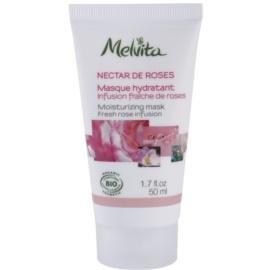 Melvita Nectar de Roses hydratační maska  50 ml