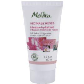 Melvita Nectar de Roses зволожуюча маска  50 мл